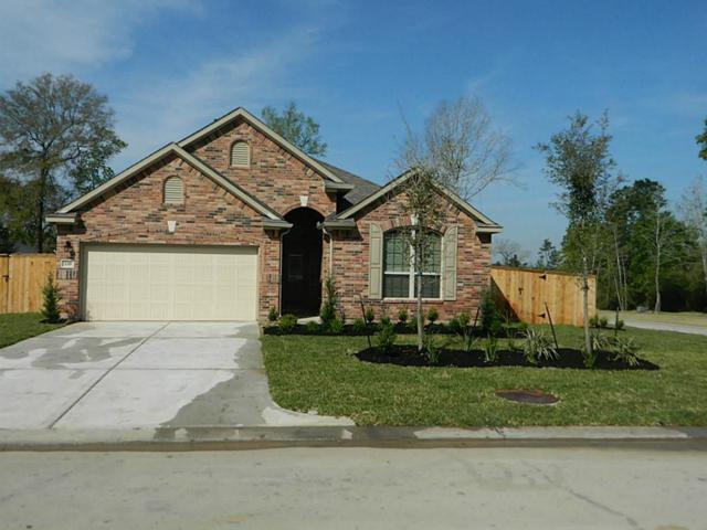 135 Forest Heights Way, Montgomery, TX 77316 (MLS #26677954) :: Texas Home Shop Realty