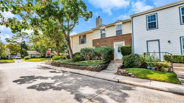 18218 Vinland Drive #8218, Houston, TX 77058 (MLS #26680032) :: The SOLD by George Team