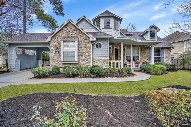 71 W Mirror Ridge Circle, The Woodlands, TX 77382 (MLS #26690058) :: Green Residential