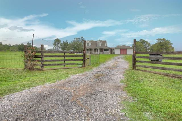 16270 Green Meadow Lane, Willis, TX 77318 (MLS #26701320) :: Texas Home Shop Realty