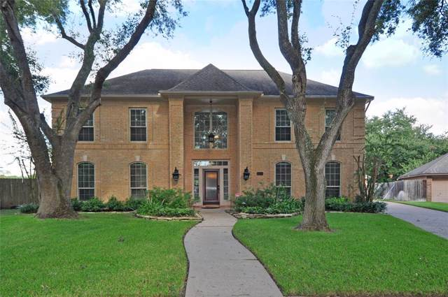 4031 Brenner Court, Sugar Land, TX 77478 (MLS #26729483) :: The Heyl Group at Keller Williams