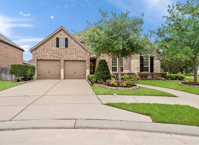 5927 Lost Falls Court, Sugar Land, TX 77479 (MLS #26742742) :: CORE Realty