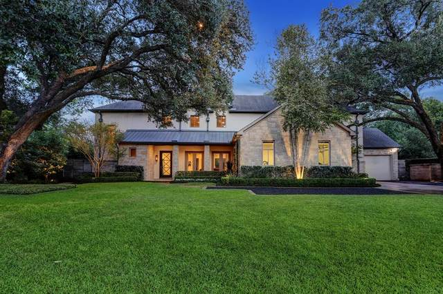 7807 Woodway Drive, Houston, TX 77063 (MLS #26759413) :: The SOLD by George Team