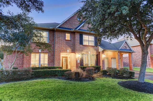 2608 Orchid Creek Drive, Pearland, TX 77584 (MLS #26761529) :: The SOLD by George Team