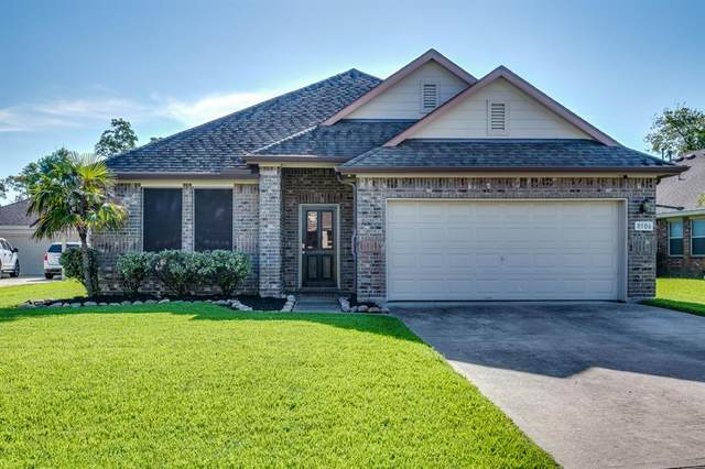 8506 Rocky River Street, Baytown, TX 77523 (MLS #26765676) :: The SOLD by George Team
