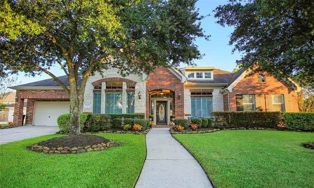 14702 Mineral Springs Court, Humble, TX 77396 (MLS #26766212) :: Caskey Realty