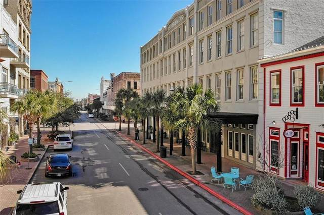 2207 Post Office Street #315, Galveston, TX 77550 (MLS #26768327) :: Texas Home Shop Realty