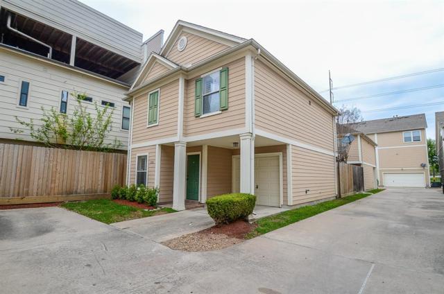 1202 Palmer Street, Houston, TX 77003 (MLS #26774058) :: Texas Home Shop Realty