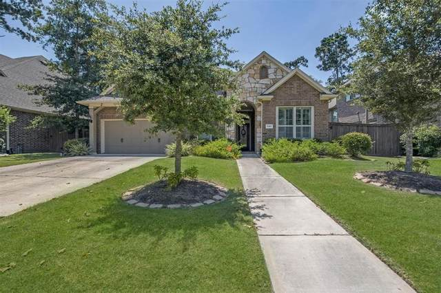 17411 Blanton Forest Drive, Humble, TX 77346 (MLS #26795891) :: Caskey Realty