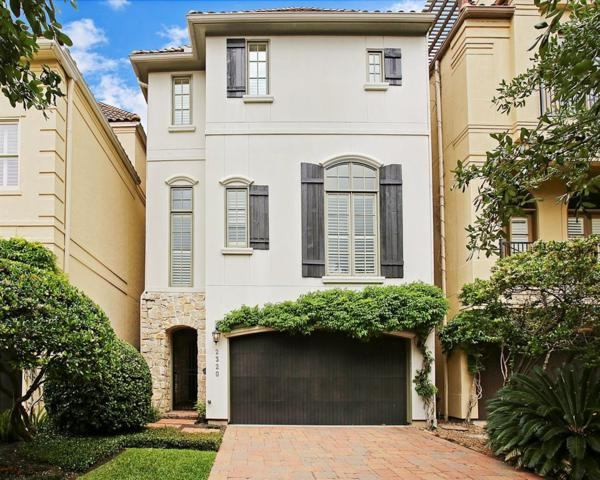 2320 Welch Street, Houston, TX 77019 (MLS #26796664) :: Fanticular Real Estate, LLC