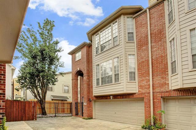 5213 Blossom Street B, Houston, TX 77007 (MLS #26800552) :: The SOLD by George Team