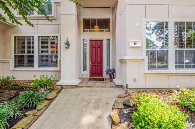 10 Balboa Road, Montgomery, TX 77356 (MLS #26822850) :: Caskey Realty