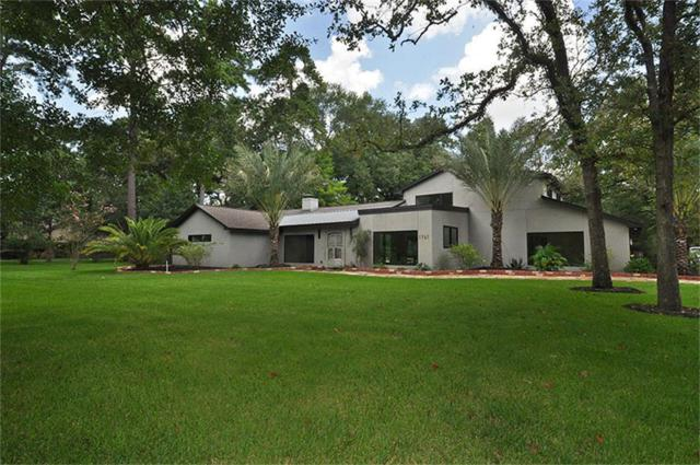1741 Palmetto Lane, Kingwood, TX 77339 (MLS #26826244) :: The SOLD by George Team