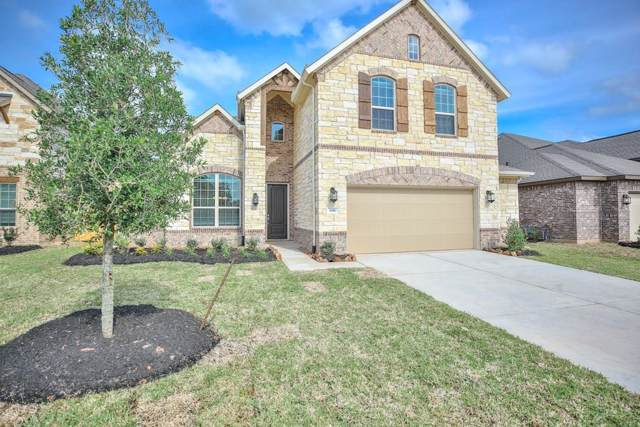 3018 Calla Lily Trail, Richmond, TX 77406 (MLS #26826954) :: The SOLD by George Team