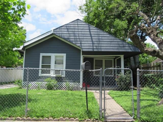 218 E Lobit Street, Baytown, TX 77520 (MLS #26828270) :: The Freund Group