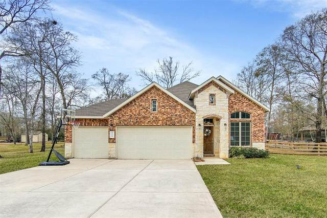 9126 Silver Back Trail, Conroe, TX 77303 (MLS #26833529) :: Michele Harmon Team