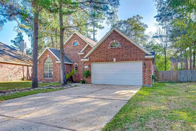 91 S Millport Circle, The Woodlands, TX 77382 (MLS #26836701) :: Texas Home Shop Realty