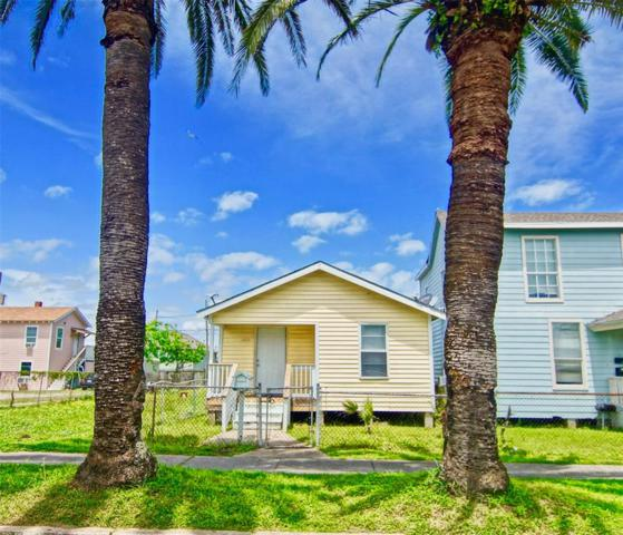5010 Avenue M, Galveston, TX 77551 (MLS #26840328) :: Texas Home Shop Realty