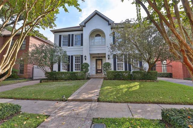 3019 Lafayette Street, West University Place, TX 77005 (MLS #26844768) :: Caskey Realty