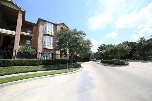 2255 Braeswood Park Drive #134, Houston, TX 77030 (MLS #26849221) :: Christy Buck Team