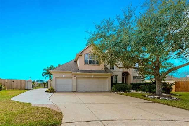 5408 Creekhaven Court, League City, TX 77573 (MLS #26867191) :: Michele Harmon Team