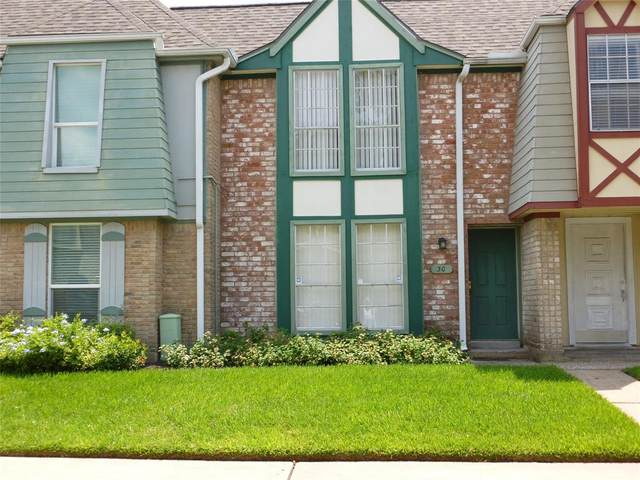 11002 Hammerly Boulevard #30, Houston, TX 77043 (MLS #2686858) :: The SOLD by George Team