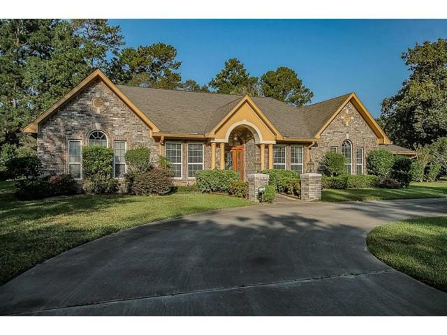 14750 Lucas Drive, Splendora, TX 77372 (MLS #26868944) :: Giorgi Real Estate Group