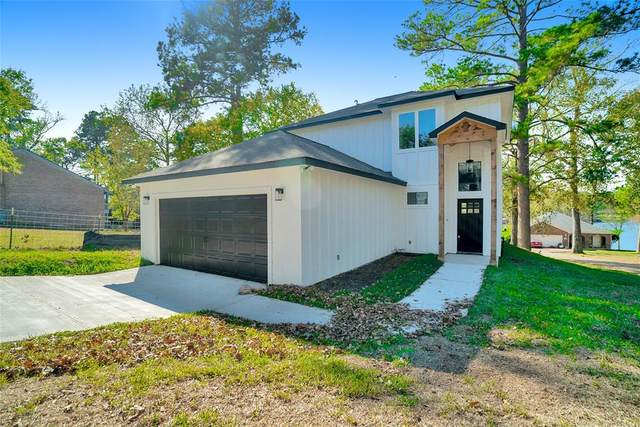 650 Cherry Hills Drive, Huntsville, TX 77340 (MLS #26874960) :: Michele Harmon Team