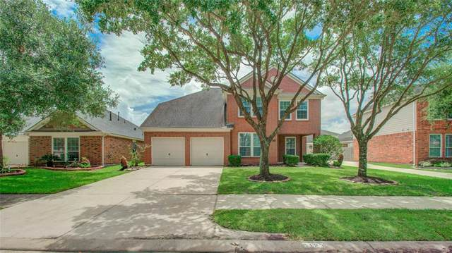 6123 Barkermist Lane Lane, Katy, TX 77450 (#26885711) :: ORO Realty