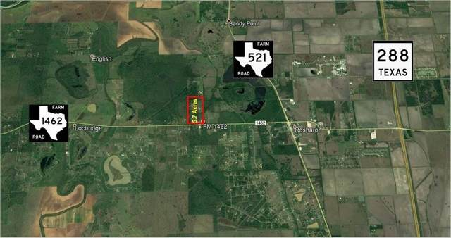 00 Fm 1462, Rosharon, TX 77583 (MLS #26896581) :: Connell Team with Better Homes and Gardens, Gary Greene