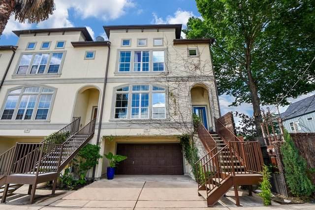 1705 Summer Street, Houston, TX 77007 (MLS #26928388) :: Texas Home Shop Realty