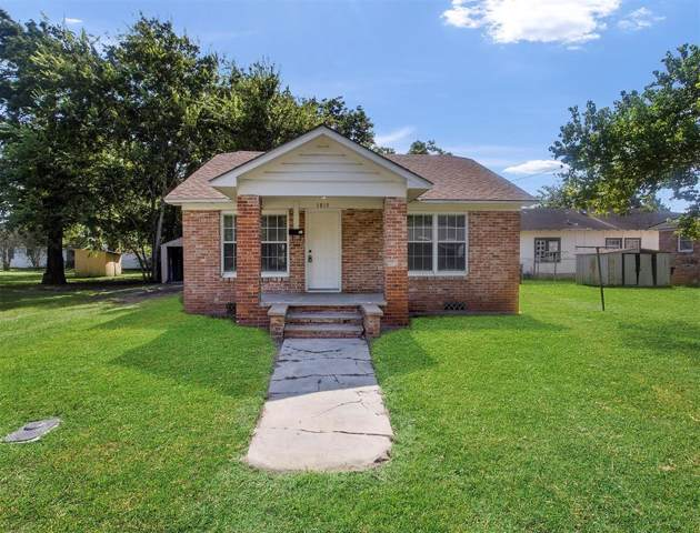 1813 Cottonwood Avenue, Bay City, TX 77414 (MLS #26934094) :: The Sansone Group