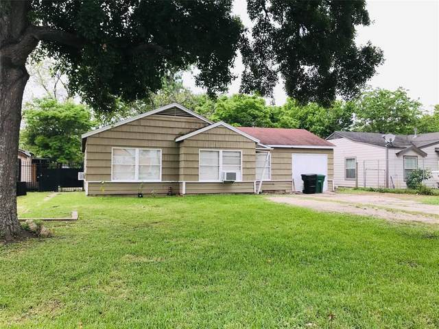 2914 Dover Street, Houston, TX 77017 (MLS #26937874) :: CORE Realty