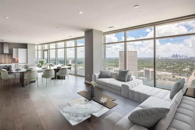 4521 San Felipe Street #2601, Houston, TX 77027 (MLS #26942963) :: Giorgi Real Estate Group