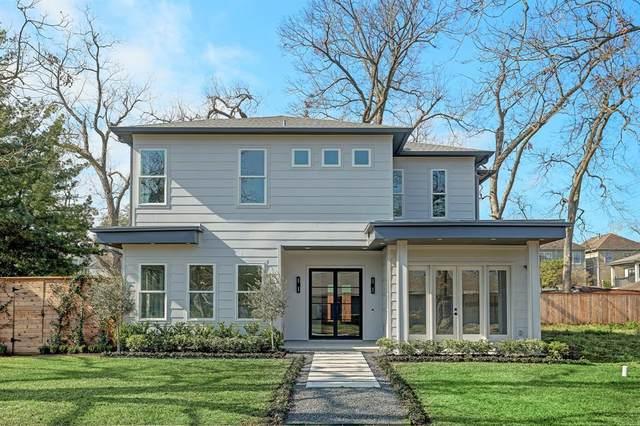 2621 Columbia Street, Houston, TX 77008 (MLS #26949281) :: The Home Branch
