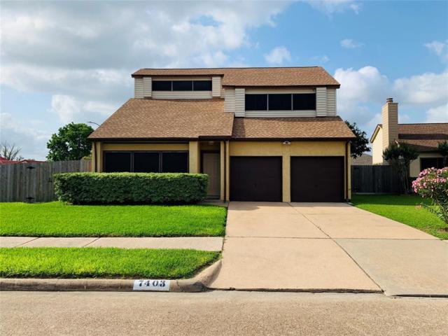 7403 Alcomita Drive, Houston, TX 77083 (MLS #26957153) :: The Heyl Group at Keller Williams