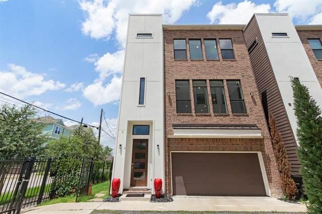 209 Burr Street A, Houston, TX 77011 (MLS #26962650) :: Caskey Realty