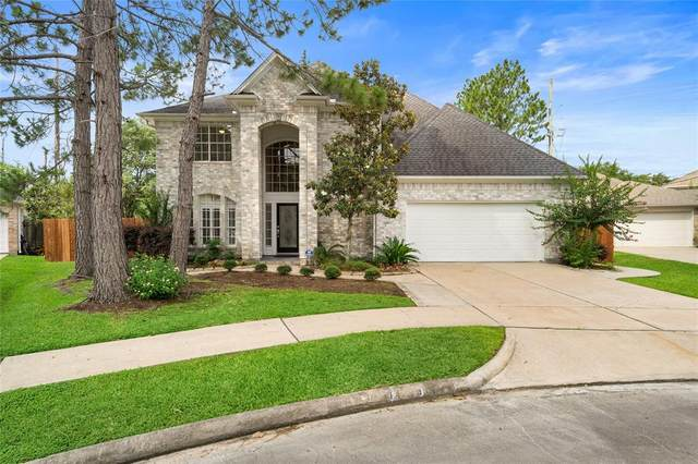 14019 Briar Heath Drive, Houston, TX 77077 (MLS #26963685) :: The SOLD by George Team