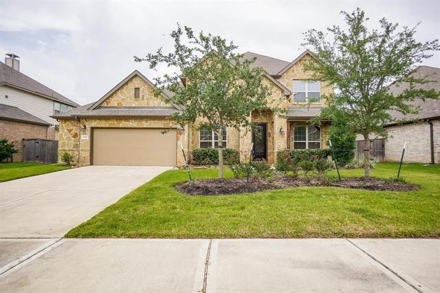6402 Sunstone Falls, Katy, TX 77493 (MLS #26977257) :: The Queen Team