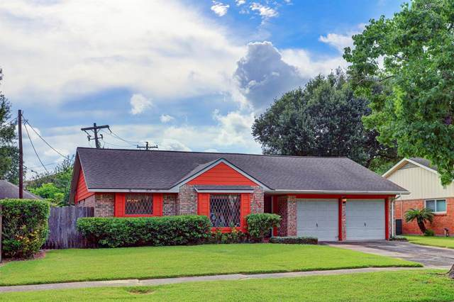 9110 Landsdowne Drive, Houston, TX 77096 (MLS #26981006) :: NewHomePrograms.com LLC