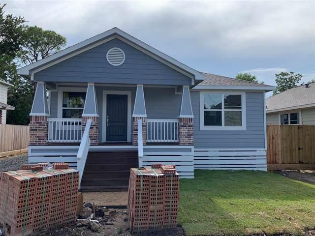 2413 Churchill Street, Houston, TX 77009 (MLS #26986418) :: Green Residential