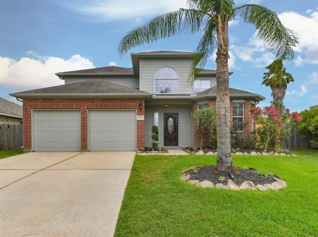 211 Flat Creek Lane, Dickinson, TX 77539 (MLS #26988571) :: Texas Home Shop Realty