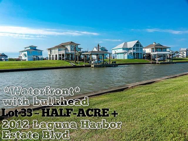 2012 Laguna Harbor Estate Boulevard, Port Bolivar, TX 77650 (MLS #26991532) :: Giorgi Real Estate Group