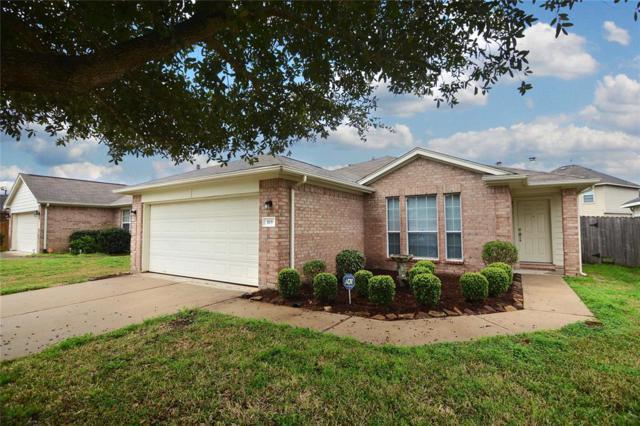 819 La Hacienda Drive, Richmond, TX 77406 (MLS #26995680) :: The Heyl Group at Keller Williams