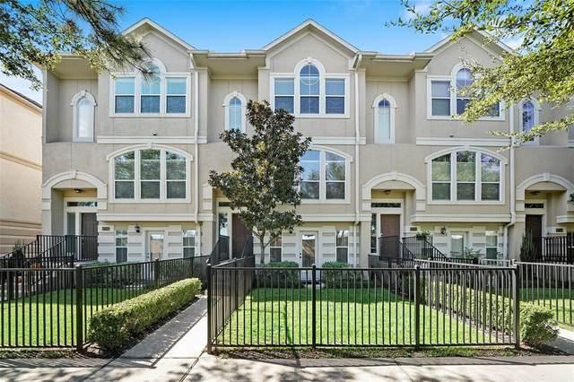 1734 French Village Drive, Houston, TX 77055 (MLS #27007997) :: The Freund Group