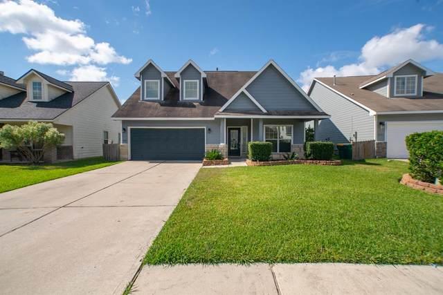 1055 Shadow Glenn Drive, Conroe, TX 77301 (MLS #27018737) :: The Sansone Group