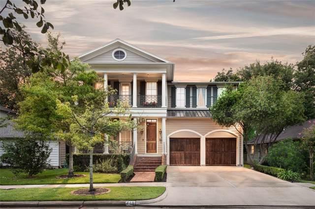 315 E 24th Street, Houston, TX 77008 (MLS #27024856) :: The Parodi Team at Realty Associates