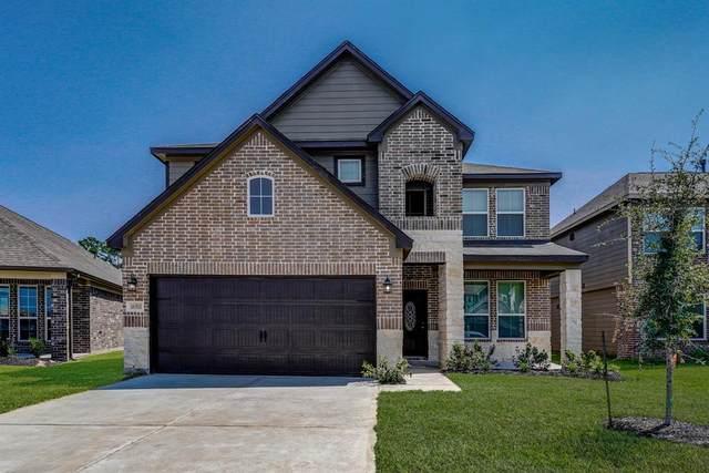 16511 Rock Wren Trail, Conroe, TX 77385 (MLS #27030416) :: The Home Branch