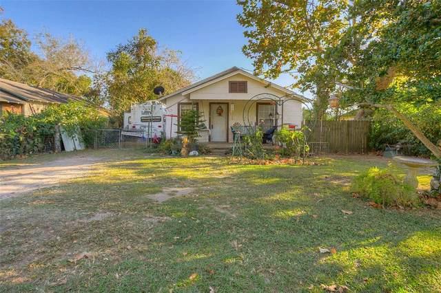 207 W Stewart Street W, Willis, TX 77378 (MLS #27032697) :: Ellison Real Estate Team