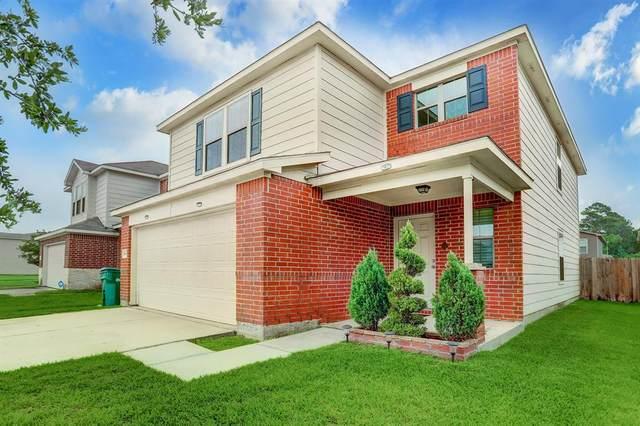 9930 Sanders Rose Lane, Houston, TX 77044 (MLS #27050061) :: The Heyl Group at Keller Williams